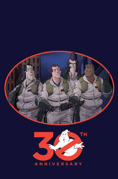 Happy 30th Anniversary, Ghostbusters