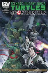 Teenage Mutant Ninja Turtles Ghostbusters #1