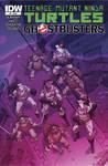 Teenage Mutant Ninja Turtles Ghostbusters #2