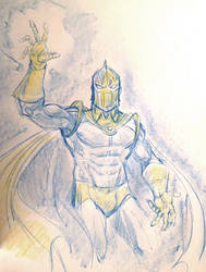 Dr.Fate Says... by DanSchoening