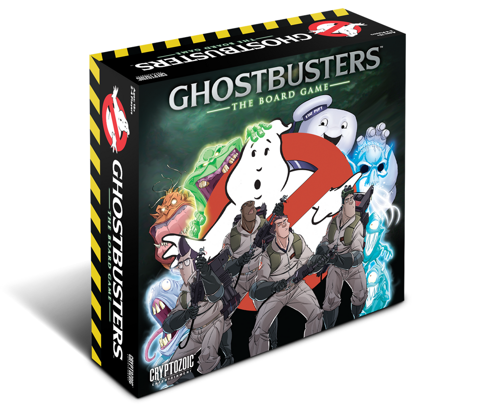 Ghostbusters: The Board Game by DanSchoening