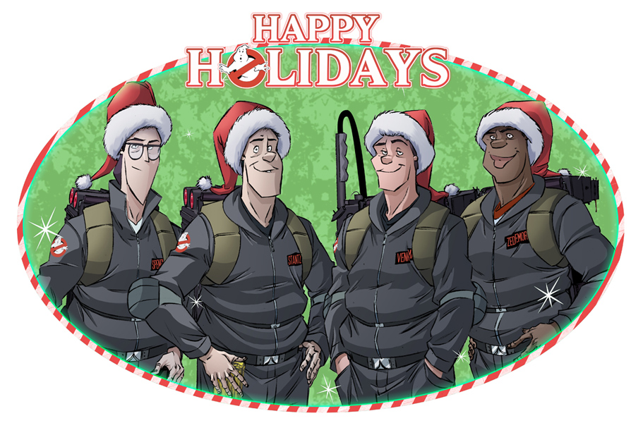 Happy Holidays by DanSchoening