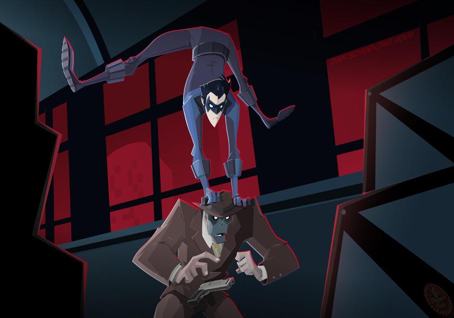 Vigilante Amplitude by DanSchoening