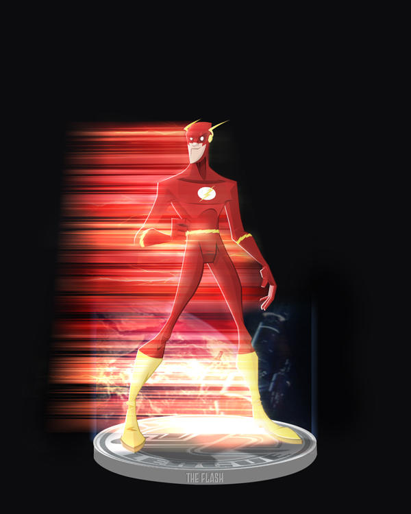 The Fastest Man Alive by DanSchoening