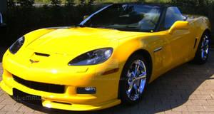 Cabrio Corvette