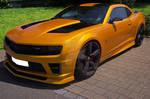 Camaro -Transformers3