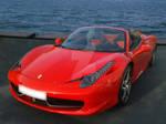 Ferrari 458 Spyder-2 Cabrio