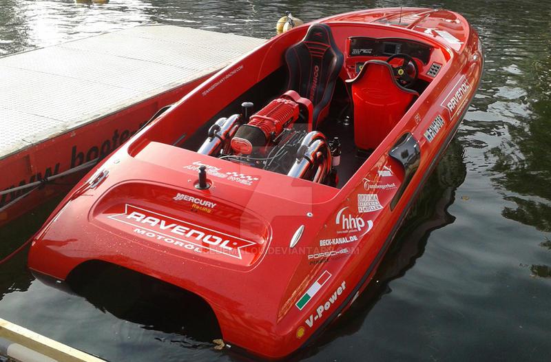 Ferrari Speedboat-2