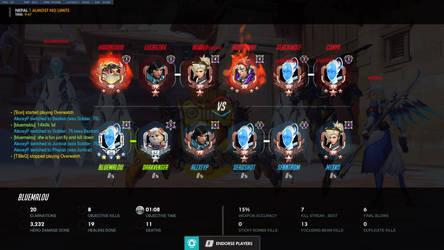 Overwatch New Hero Echo Gameplay