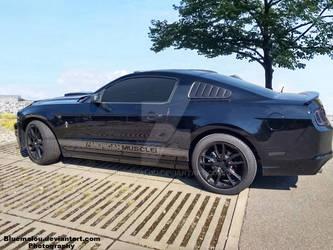 Mustang Muscle car