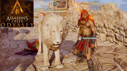 Legendary Lion and Alexios