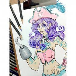 Pastel Pirate