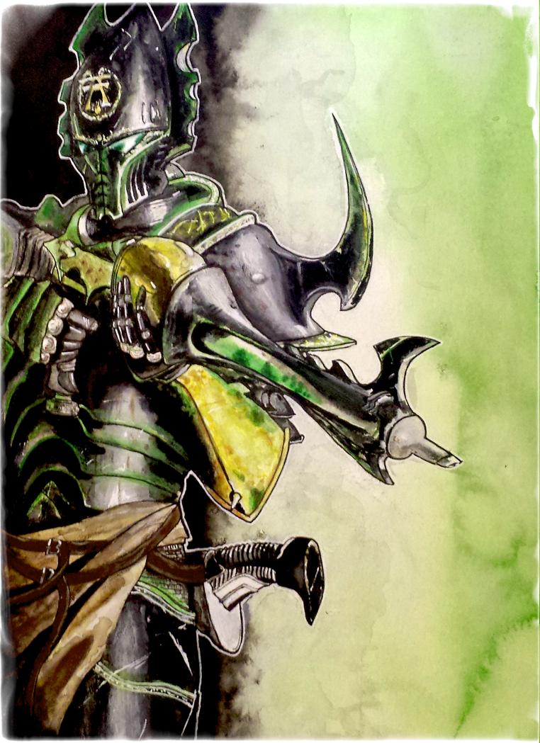 Dark Eldar - Path of the Renegade by Mustaverikathi