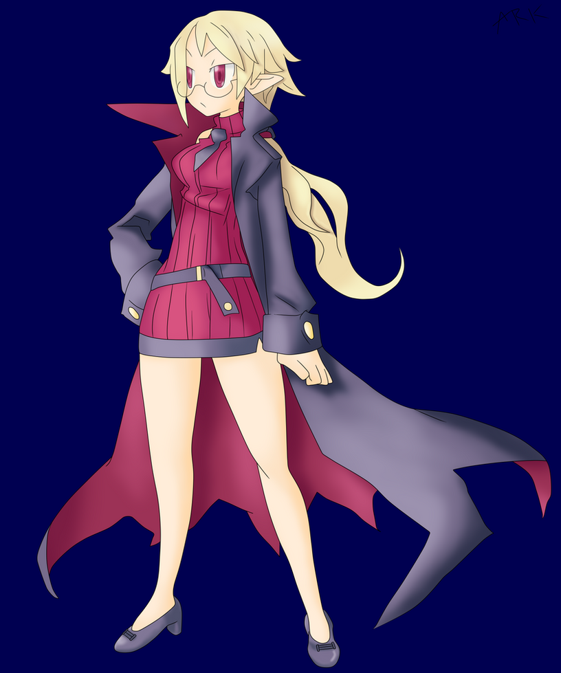 Disgaea Professor by Ark85