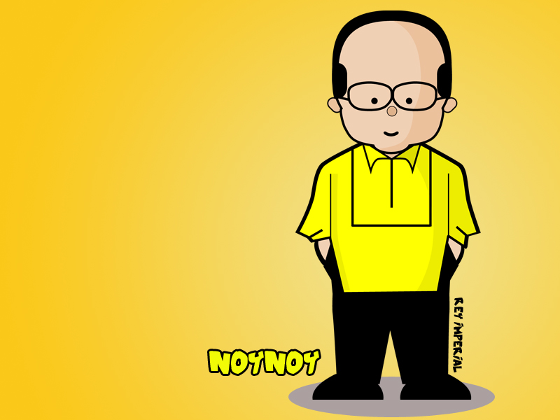 Editorial cartoons of noynoy aquino