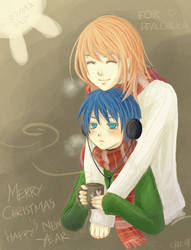 SS Project : Merry Xmas DC XD