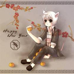 Happy Rat Year