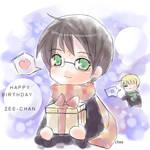 HBD Zee-chan