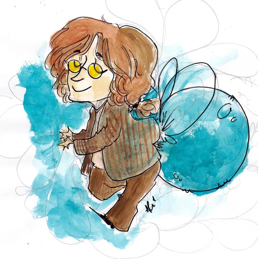 Firefly Lennon by rompopita