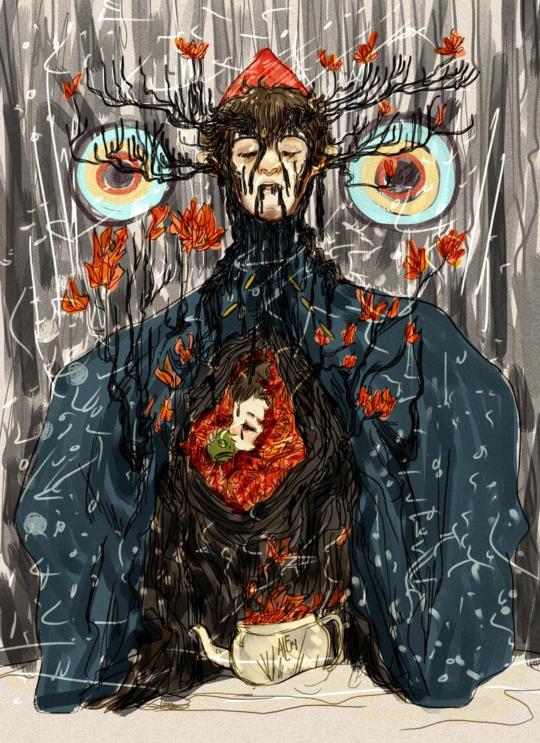 The Sad Beast By Rompopita On Deviantart