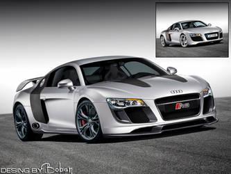 Audi R8 by Boban031