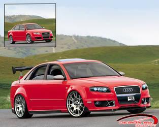 Audi RS4 by Boban031