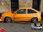 Opel Kadet GSI