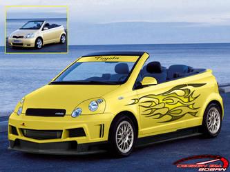 Toyota Yaris Cabrio by Boban031