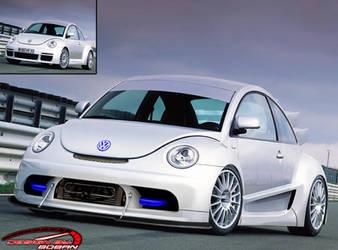 VW Beetle by Boban031