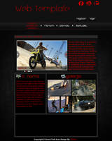 Web Template by Boban031