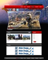 Web Templatev4 by Boban031
