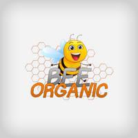Bee Organic 99design by Boban031