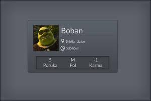 Forum Potpisi/Forum User Signature by Boban031