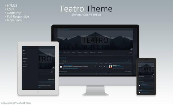 Teatro SMF Responsive Theme