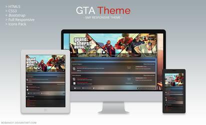 GTA SMF Responsive Theme