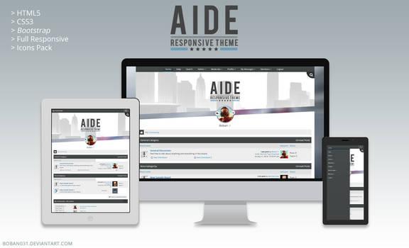 Aide SMF Responsive Theme