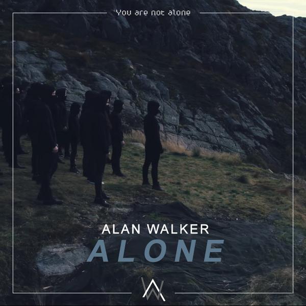 Alan Walker - Alone by Boban031 on DeviantArt