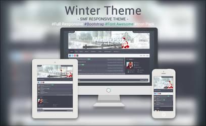 Winter Theme [Responsive 2.0]