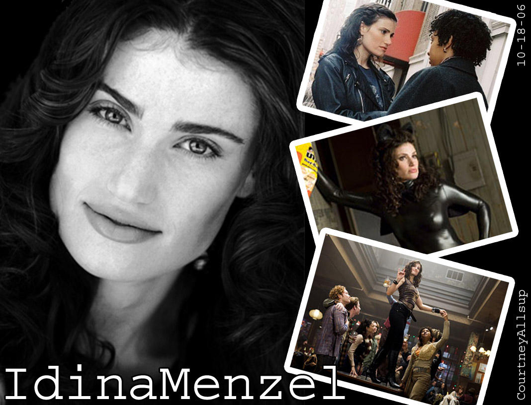 Idina Menzel RENT by courtster87 on DeviantArt
