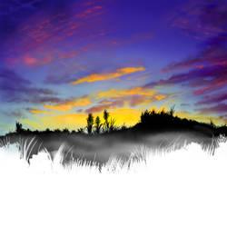 Endless sky, endless hope. by Akatsuki-no-Aiko