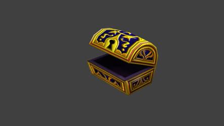 Kingdom Hearts Treasure Chest
