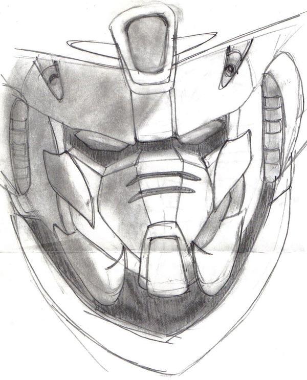 Gundam Wing - Nataku by Strifegirl on DeviantArt