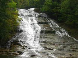 Ithaca Falls by ARogueSpirit