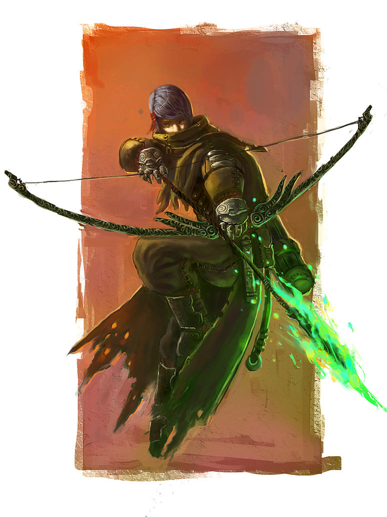 The archers, Fantasy art and Fantasy on Pinterest