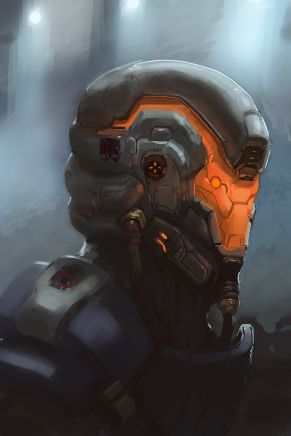 another marine by onestepart