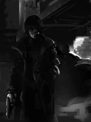 Detective by onestepart