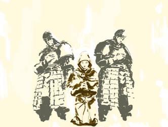 Rhea - Dark Souls by onestepart