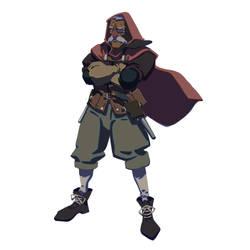 Riftbranded - Old man