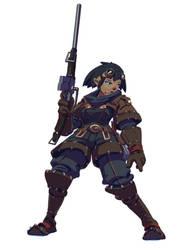 Riftbranded - Sniper