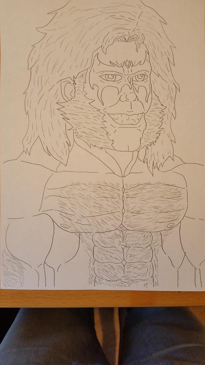 Max Alpha, The EEW World Champion by Jagoman169